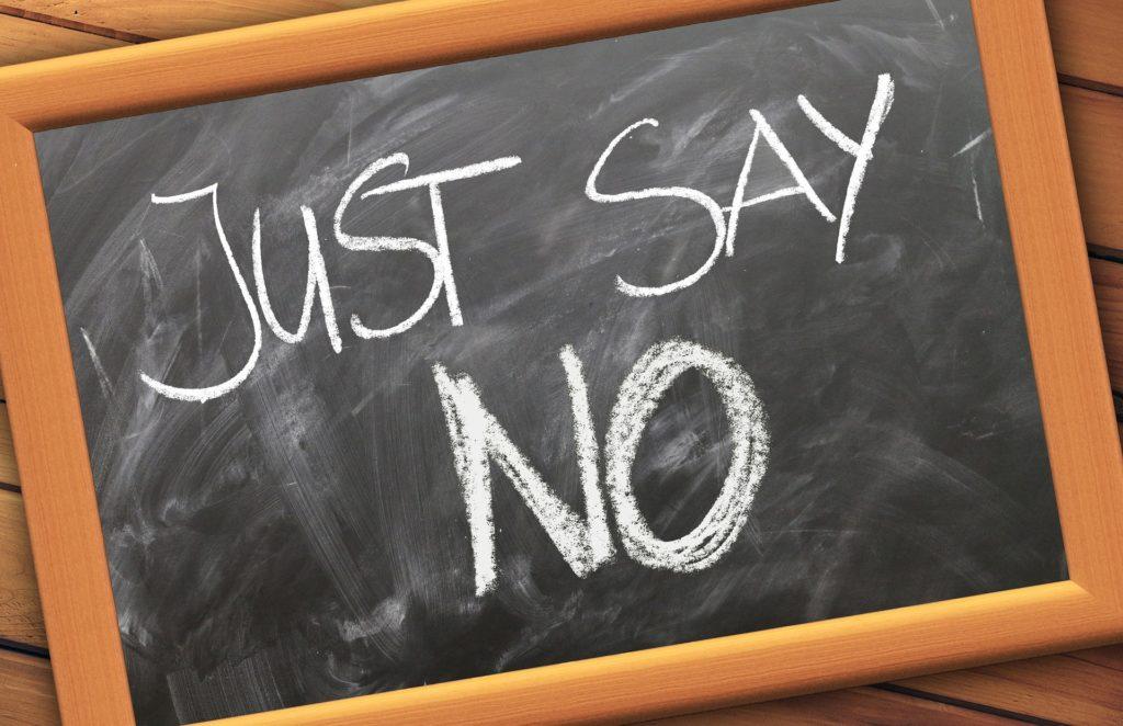 Как научиться говорить нет?